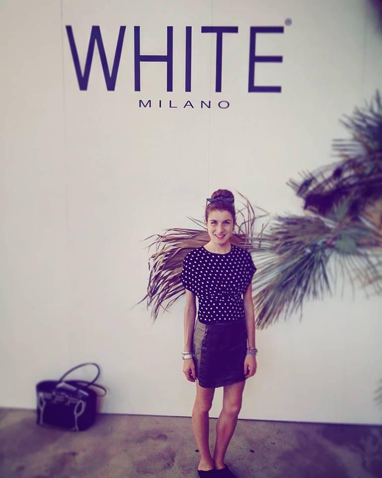 White Show @Milan Fashion Week